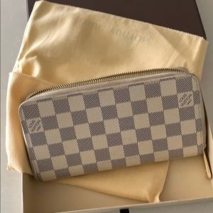 Louis Vuitton Bags - Louis Vuitton Damien Azur zippy organizer wallet